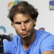 YOUTUBE Rafa Nadal si sente male a Miami e abbandona2