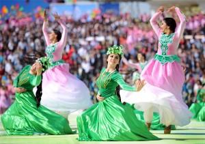 Pasqua in Uzbekistan, dove la Festa di Navruz, primavera…