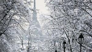 Meteo: neve e pioggia. Maltempo torna su tutta l'Italia