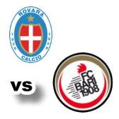 Novara-Bari streaming-diretta tv, dove vedere Serie B