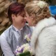 Nozze gay a Venezia: sì in gondola per Amy e Nicole FOTO 4