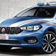 Fiat Tipo auto Polizia e Carabinieri? Ecco come sarebbero 02