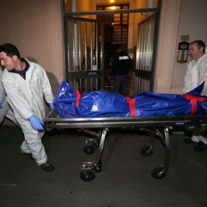 Guarda la versione ingrandita di Valentina Aguzzi uccide Mario Sorboli con katana. Lui era... (foto Ansa)