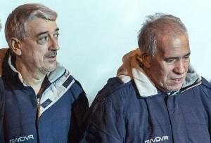 Gino Pollicardo-Filippo Calcagno: Ci siamo liberati da soli
