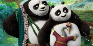 Kung fu Panda, i due papà son allucinazione, anche di stampa