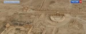 YOUTUBE Palmira, sito archeologico tolto a Isis. Ma danni...