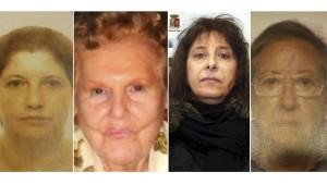 Guarda la versione ingrandita di Susanna Lazzarini in cella confessa anche delitto Lida Pamio