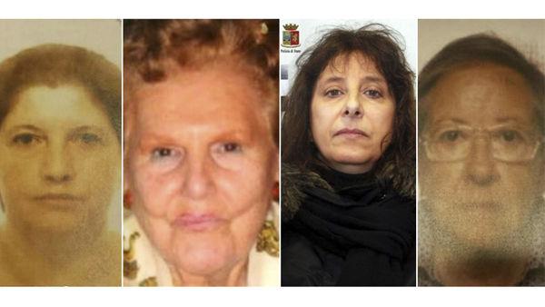 Susanna Lazzarini in cella confessa anche delitto Lida Pamio
