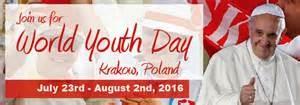 La Giornata Mondiale della Gioventù