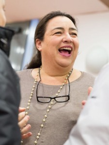 Patrizia Bedori da candidata sindaco M5s Milano a...casa sua
