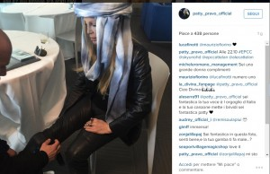 Patty Pravo, foto spaventa fan. Incidente? E invece...