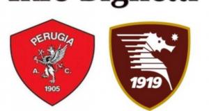Perugia-Salernitana streaming-diretta tv, dove vedere Serie B