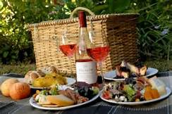 Un picnic fuori porta