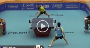 Guarda la versione ingrandita di Ping pong, lo scambio infinito: 59 colpi
