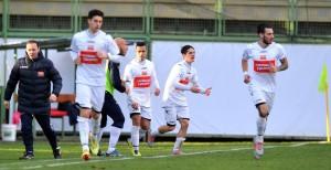 Guarda la versione ingrandita di Pistoiese-Prato Sportube: streaming diretta live Foto LaPresse - Jennifer Lorenzini
