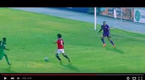 Guarda la versione ingrandita di YouTube, il gol di Salah