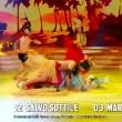 Platinette perde gonnellino a Ballando con le Stelle VIDEO5