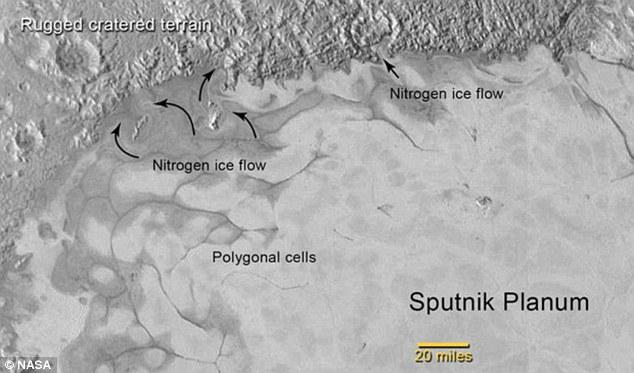 Plutone tra vulcani di ghiaccio e canyon: FOTO New Horizons
