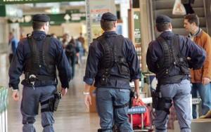 Guarda la versione ingrandita di Terrorismo libanese fermato a Fiumicino. Diretto in Germania