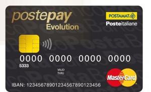 Postepay Evolution a 2 milioni: da prepagata a c/c tascabile