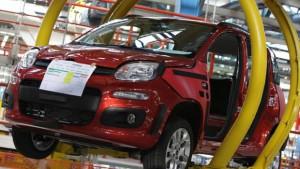 Produzione industria al top dal 2011. Boom auto gennaio, +21%