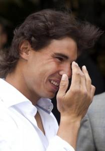 Doping, Rafael Nadal furioso: Querelo Bachelot