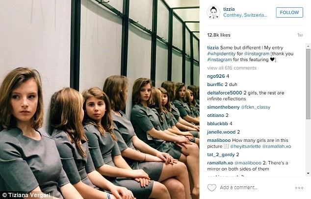 FOTO Quante ragazze vedi? Illusione ottica spopola in Rete