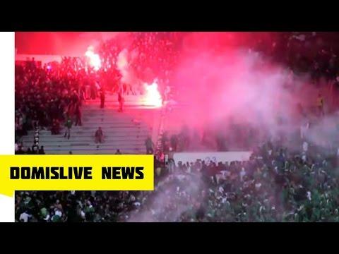 YOUTUBE Raja Casablanca: scontri tifosi allo stadio, 2 morti