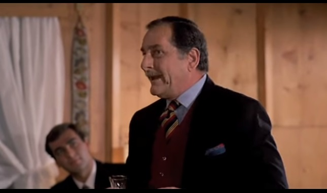 "Riccardo Garrone: ""E anche sto Natale..."""