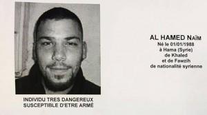 Guarda la versione ingrandita di Bruxelles: nuovo ricercato è Naim Al Hamed, forse armato