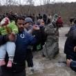 YOUTUBE Migranti morti mentre attraversavano fiume confine 2