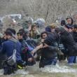 YOUTUBE Migranti morti mentre attraversavano fiume confine 3