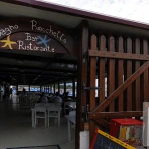 Crolla ristorante a palafitte su mare,1 ferito,molti contusi