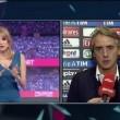 Roberto Mancini vs Micahela Calcagno