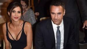 Raoul Bova e Rocio Munoz Moralesin crisi? Separati in vacanza...