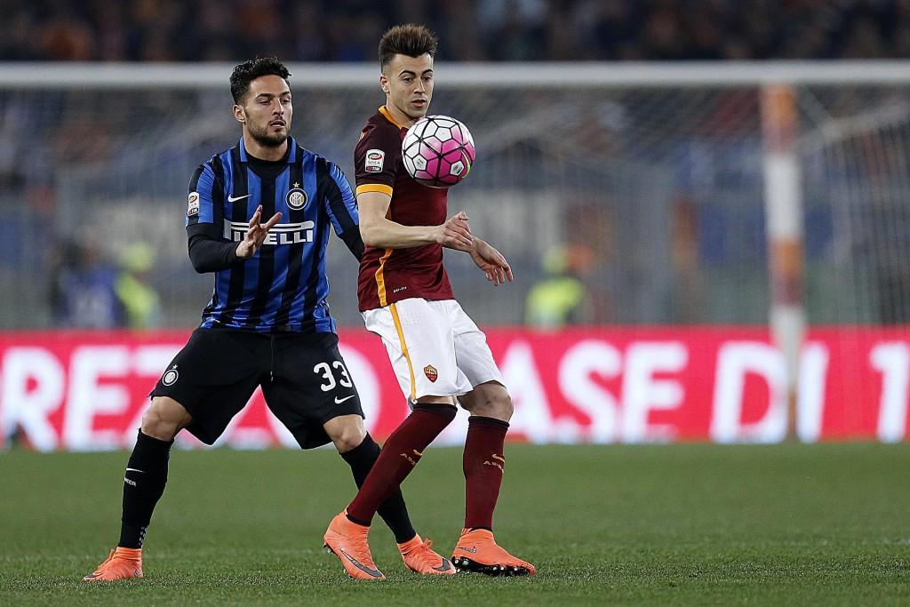 Roma-Inter, il servizio fotografico dell'Ansa