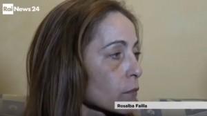 La vedova di Salvatore Failla