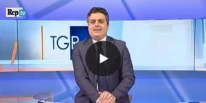 TgR Umbria, servizi non partono e conduttore... VIDEO