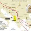 Migranti 100mila sulla Puglia, rotta balcanica allarme Isis