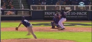 Baseball, Rymer Liriano grave: colpito da pallina in faccia