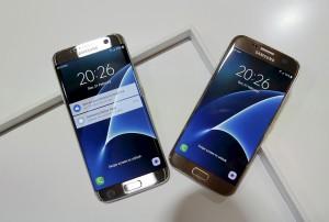 Samsung Galaxy S7, sott'acqua? Sì. Ma se cade a terra...