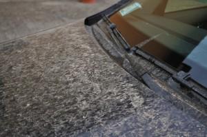 Roma, piove sabbia: viene dal Sahara, è il ciclone Gaby