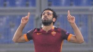 Mohamed Salah (foto Ansa)