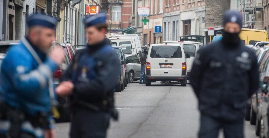 Bruxelles, Salah Abdeslam arrestato. Gamba ferita2