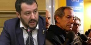 Salvini: A Roma meglio Virginia Raggi di Bertolaso...