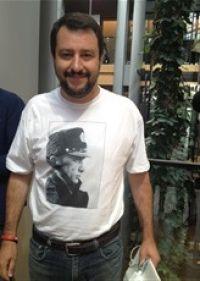 "Salvini: ""Manderei i soldati in Libia, rimpiango Gheddafi"""