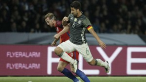 Italia-Germania, Sami Khedira capitano tedesco: Juve vs Juve