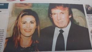 Guarda la versione ingrandita di Trump, vuoi sapere cos'è? L'amore di Santanché, Briatore..