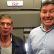 EgyptAir, passeggero va dal dirottatore per selfie2