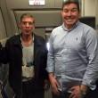 Selfie Egypt Air MS 181: ritratto di due idioti, anzi tre2